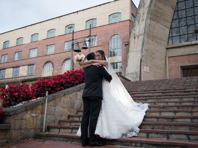 El matrimonio de Jorge Mario y Victoria en Bogotá, Bogotá DC 37
