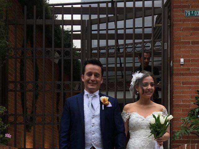 El matrimonio de Javier y Gina en Bogotá, Bogotá DC 1