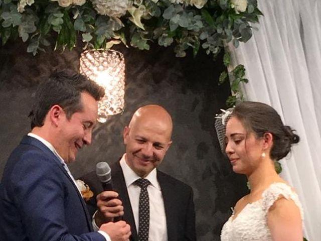 El matrimonio de Javier y Gina en Bogotá, Bogotá DC 5