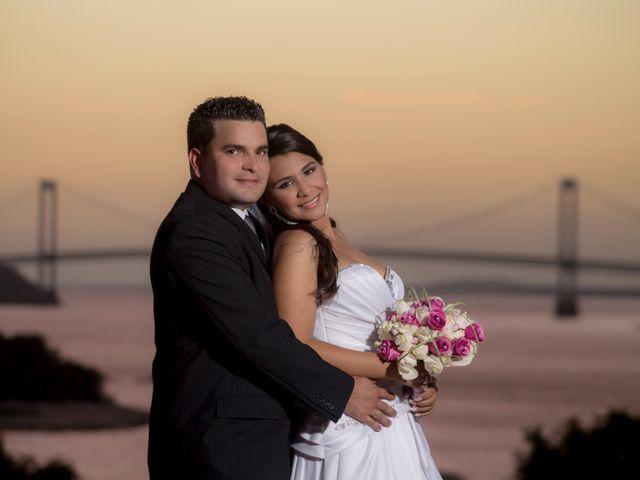 El matrimonio de Lianetzy y Jose