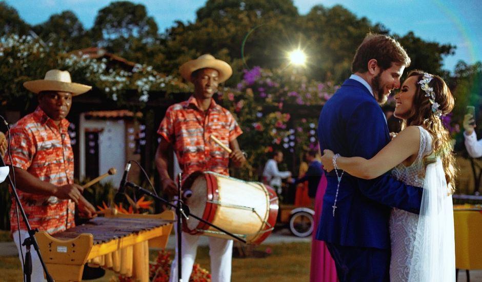 El matrimonio de Milena  y Bruno  en Guadalajara de Buga, Valle del Cauca