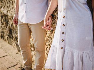 El matrimonio de Nikkita y Sandy 1
