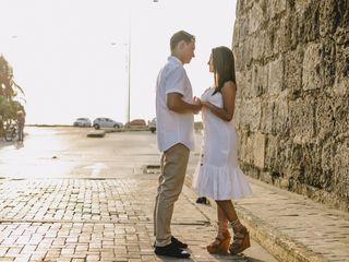 El matrimonio de Nikkita y Sandy 2