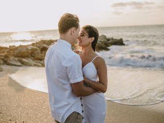 El matrimonio de Nikkita y Sandy 3