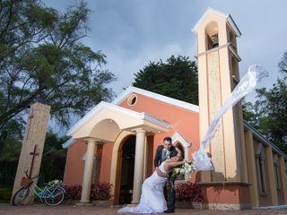 El matrimonio de José y Yakeline