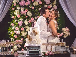 El matrimonio de Ana María y Andrés 1