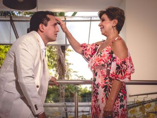 El matrimonio de Ana María y Andrés 2
