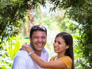 El matrimonio de Aura y Ricardo 3