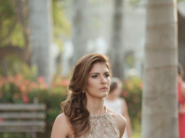 El matrimonio de Andres y Yalena en Cartagena, Bolívar 19