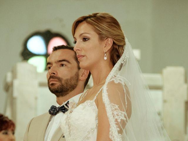 El matrimonio de Andres y Yalena en Cartagena, Bolívar 22