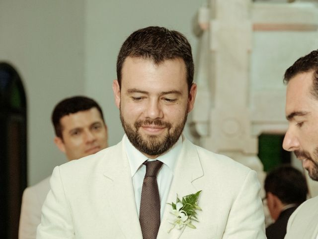 El matrimonio de Andres y Yalena en Cartagena, Bolívar 24