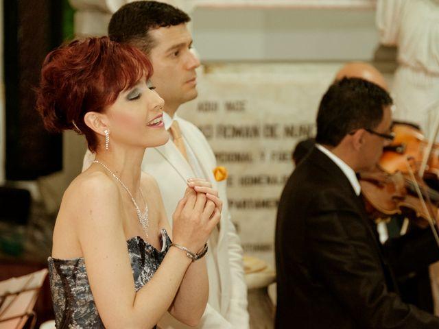El matrimonio de Andres y Yalena en Cartagena, Bolívar 25