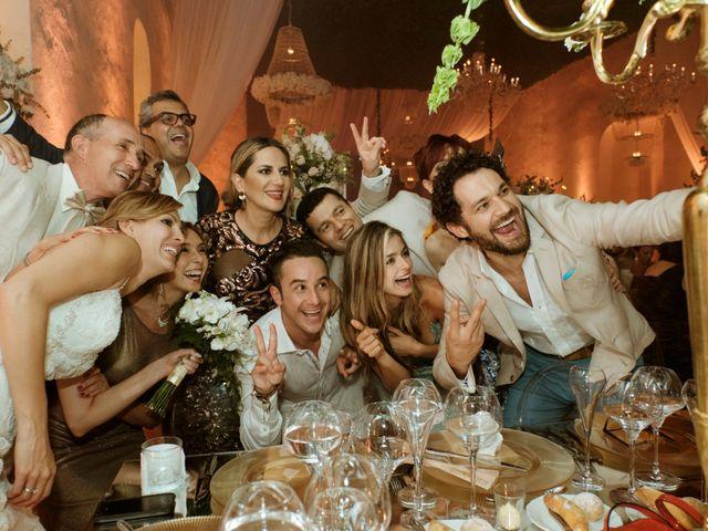 El matrimonio de Andres y Yalena en Cartagena, Bolívar 32