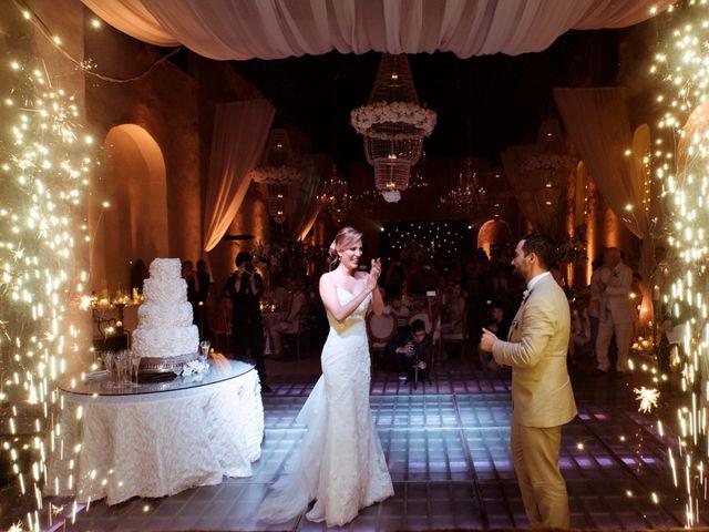 El matrimonio de Andres y Yalena en Cartagena, Bolívar 33
