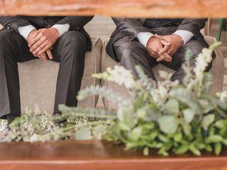 El matrimonio de Edwin y Andrés 1