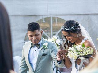 El matrimonio de Sara y Juan Sebastian 2