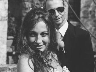 El matrimonio de Paola y Jaron