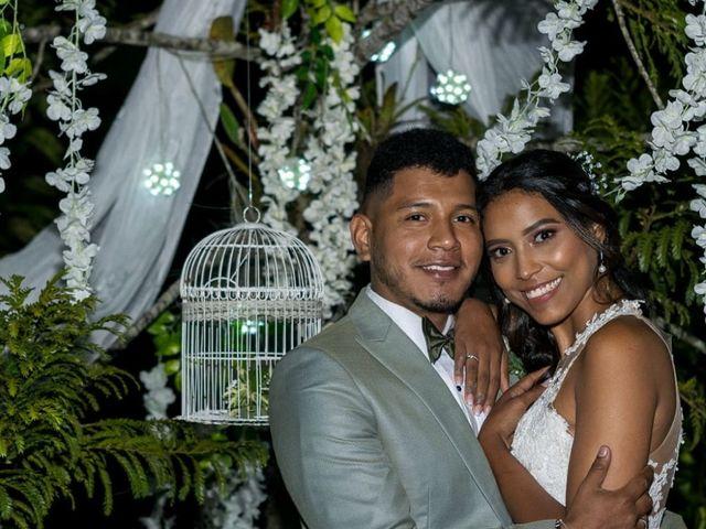 El matrimonio de Sara y Juan Sebastian