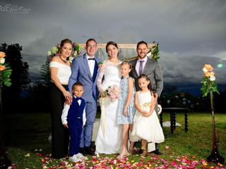 El matrimonio de Vanessa  y Camilo  3