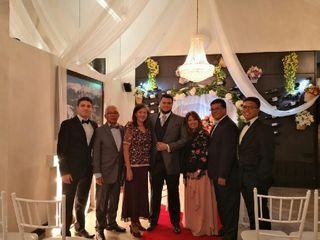 El matrimonio de Estefany y Rodrigo 3