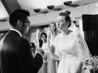 El matrimonio de Yevgeniya y John 1