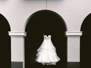 El matrimonio de Lina y Grant 2