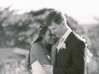 El matrimonio de Lina y Grant