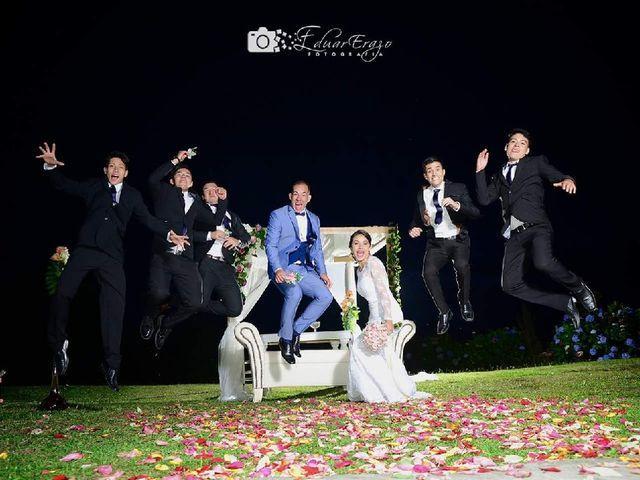 El matrimonio de Vanessa  y Camilo