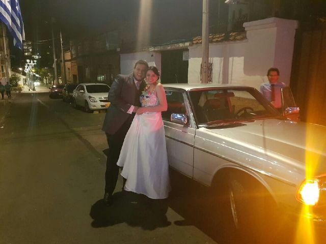 El matrimonio de Estefany y Rodrigo