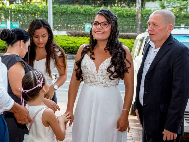 El matrimonio de Germán y Melanie en Ibagué, Tolima 7