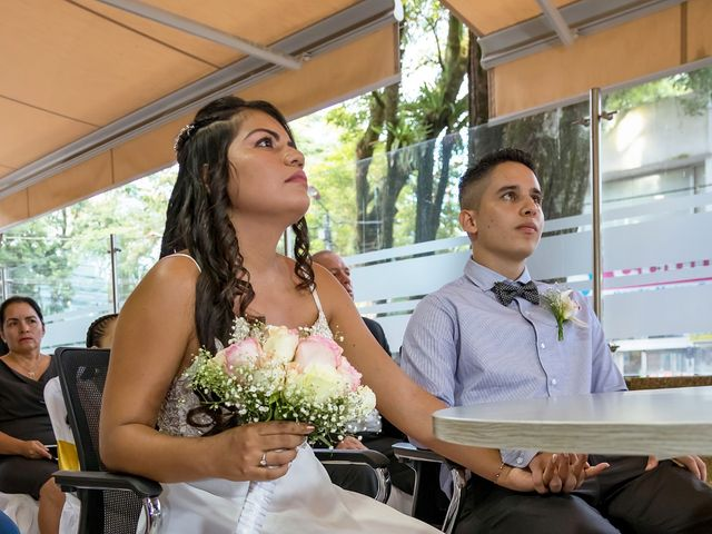El matrimonio de Germán y Melanie en Ibagué, Tolima 14