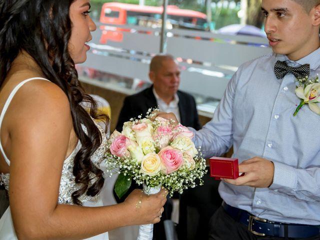 El matrimonio de Germán y Melanie en Ibagué, Tolima 15