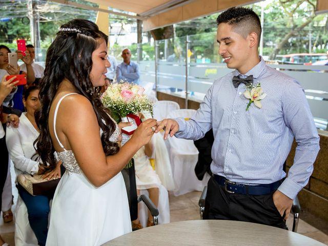 El matrimonio de Germán y Melanie en Ibagué, Tolima 16