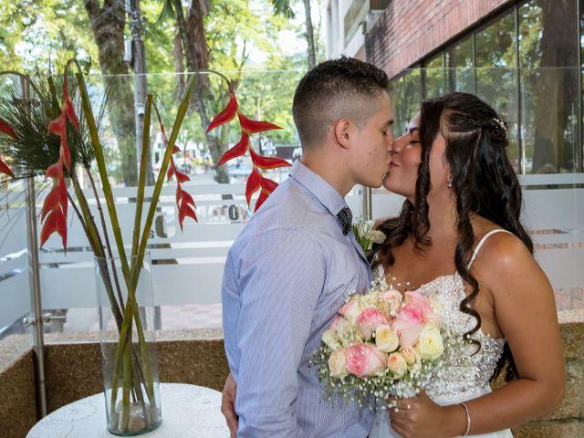 El matrimonio de Germán y Melanie en Ibagué, Tolima 19