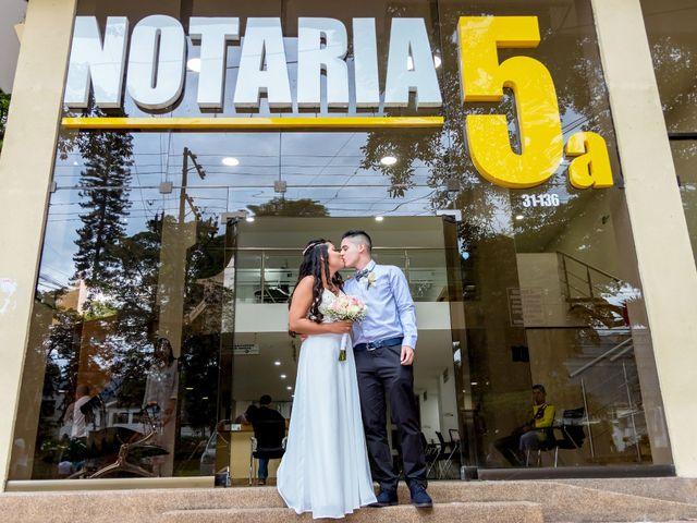 El matrimonio de Germán y Melanie en Ibagué, Tolima 20