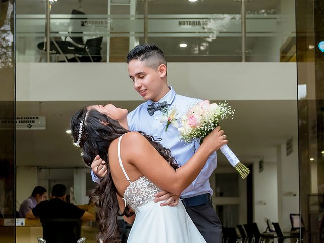 El matrimonio de Germán y Melanie en Ibagué, Tolima 21