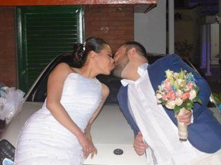 El matrimonio de Lorena  y Jaime  3
