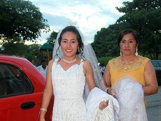 El matrimonio de Alexa  y Jorge Andrés  1