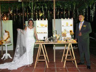 El matrimonio de Alexa  y Jorge Andrés