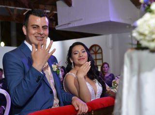 El matrimonio de Cristian y Andrea 3