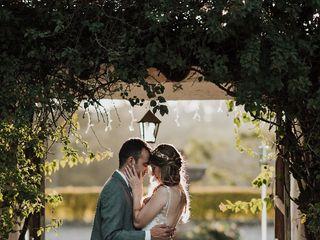 El matrimonio de Laura  y Elkin  2