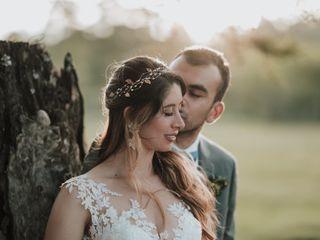El matrimonio de Laura  y Elkin