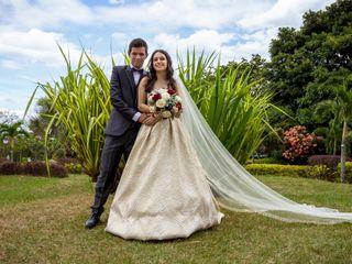 El matrimonio de Dennys y Gersson