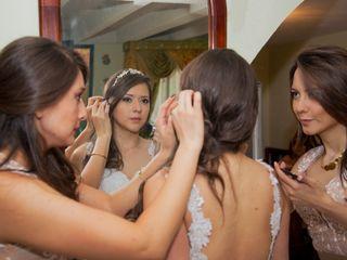 El matrimonio de Melissa y Camilo 2