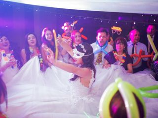 El matrimonio de Melissa y Camilo