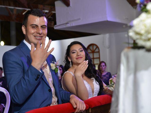 El matrimonio de Andrea y Cristian en La Calera, Cundinamarca 1