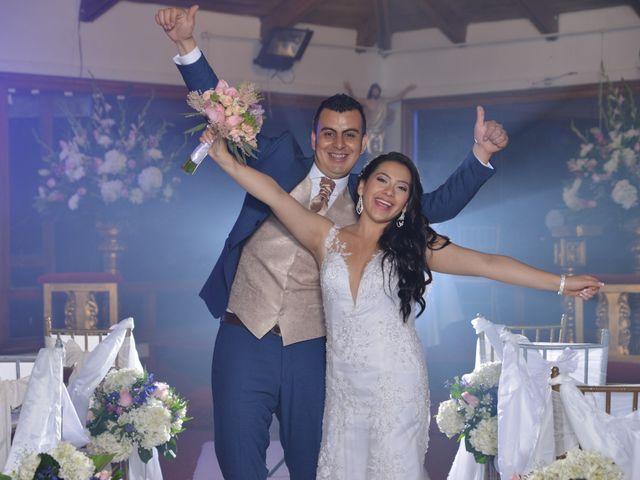 El matrimonio de Andrea y Cristian en La Calera, Cundinamarca 6