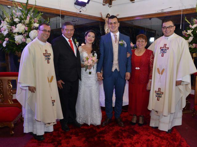 El matrimonio de Andrea y Cristian en La Calera, Cundinamarca 8