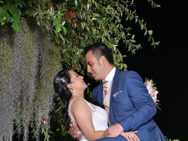 El matrimonio de Andrea y Cristian en La Calera, Cundinamarca 9