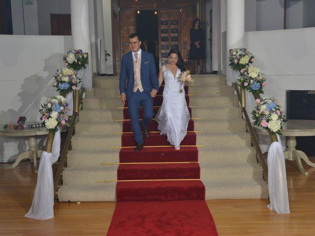 El matrimonio de Andrea y Cristian en La Calera, Cundinamarca 11